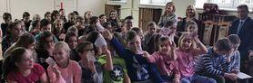 """Gmina Wólka beneficjentem programu """"Przyjazna ekonomia - edukacja ekonomiczna uczniów wgminie Wólka"""""""