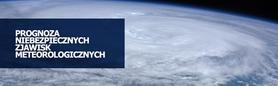 PROGNOZA NIEBEZPIECZNYCH ZJAWISK METEOROLOGICZNYCH z dnia 05.06.2020
