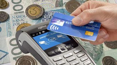 Pieniądze i karta płatnicza