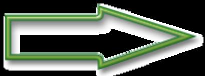 Strzałka zielona w prawo