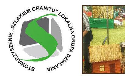 Logo Stowarzyszenie Szlakiem Granitu lokalna grupa działania