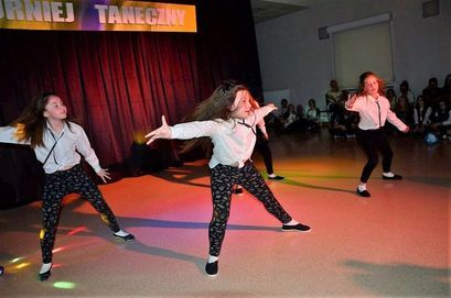 Laureaci II Turnieju Tanecznego