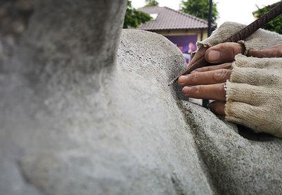 renowacja rzeźby