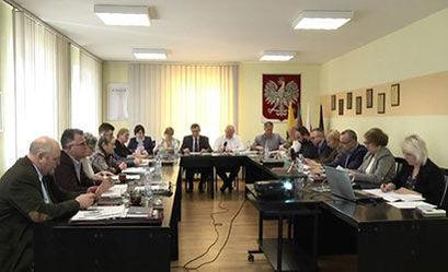 Uczestnicy Komisji