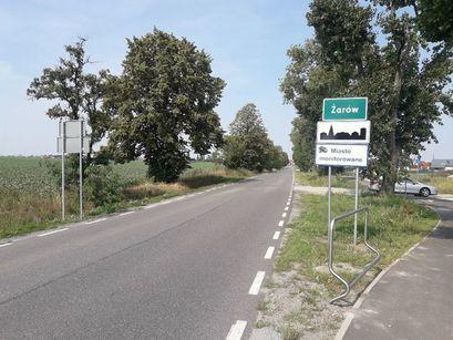 Znak miejscowości