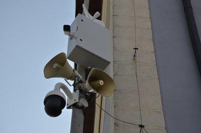 monitoring na budynku