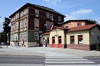 Budynek w mieście Żarów