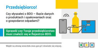 Rejestr BDO od 1 stycznia 2020r. Kto powinien wpisać się do rejestru?