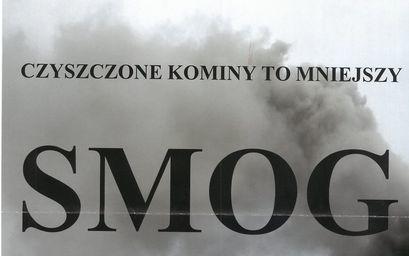 """Kampania społeczna """"Czyszczone kominy to mniejszy smog"""""""