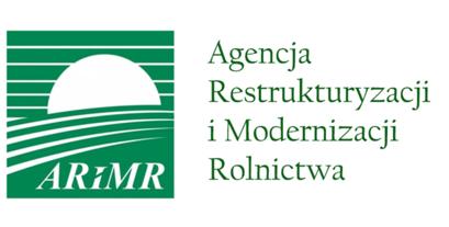 Logo Agencja Restrukturyzacji i Modernizacji Rolnictwa ARIMR