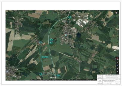 Mapa Plan