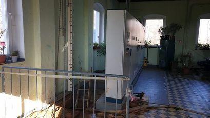 Stacja uzdatniania wody w Kalnie