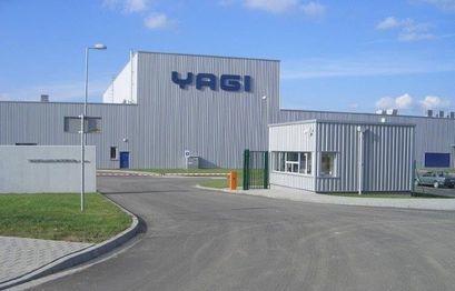 Zakład Yagi Poland Factory na Żarowskiej Podstrefie Ekonomicznej