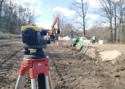 Podłączenie do kanalizacji sanitarnej w miejscowości Kalno oraz Wostówka i Mrowiny