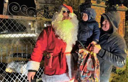 Święty Mikołaj w Pożarzysku