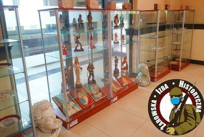 Wystawa ekspozycyjna w Żarowskiej Izbie Historycznej