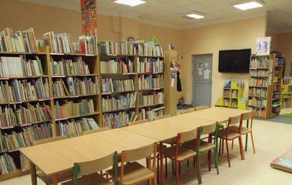 Biblioteka w Żarowie