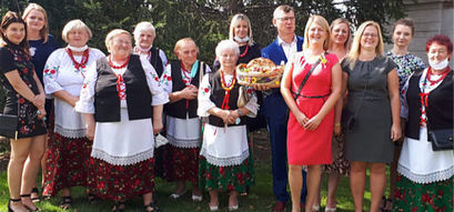 KGW Imbramowice zdjęcie grupowe