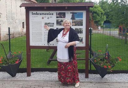 Cyryla Walkiewicz z KGW Imbramowice