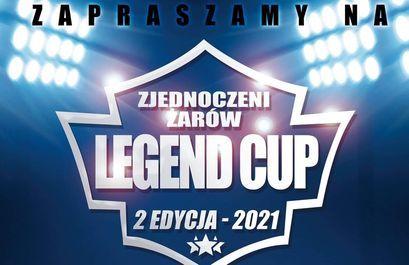 II edycja Piłkarskiego Turnieju Legend Cup