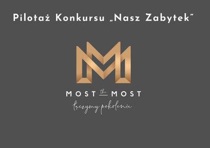 """Konkurs """"Nasz Zabytek"""" – milion złotych na renowację zabytku"""