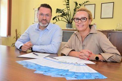 Gmina Żarów w Dolnośląskim Programie Profilaktyki Raka Jelita Grubego