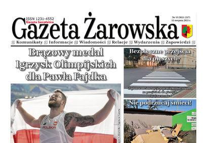 Nowy numer gazety 15/2021