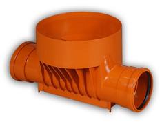 Podłączenia do kanalizacji sanitarnej w Mrowinach