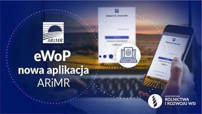 Nowa aplikacja eWoP dla rolników