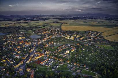 Panorama Żarowa