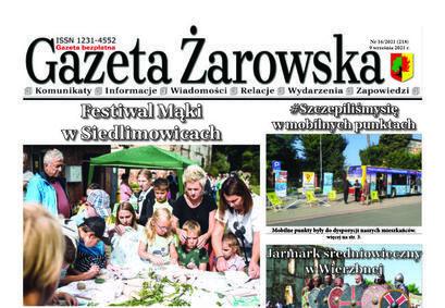 Nowy numer gazety 16/2021