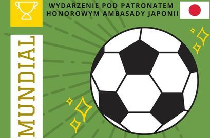 Żarowski Mundial Piłkarski plakat