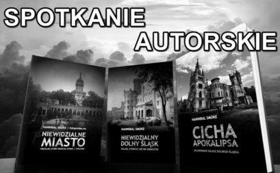spotkanie autorskie Żarowska Izba Historyczna plakat