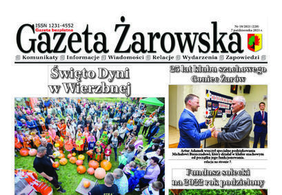 Nowy numer gazety 18/2021