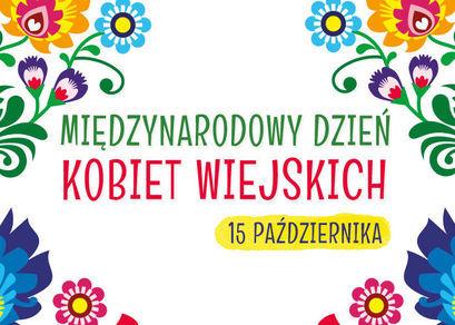 Międzynarodowy Dzień Kobiet Wiejskich