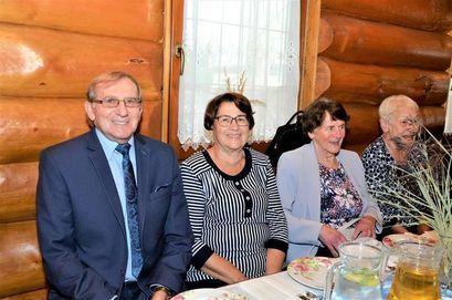 Nauczyciele emeryci świętowali Dzień Edukacji Narodowej