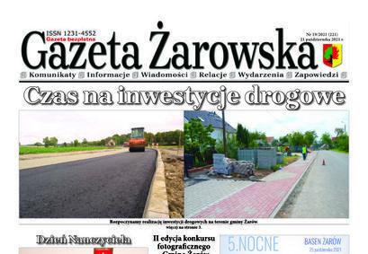 Nowy numer gazety 19/2021