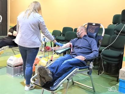 Ponad 15 litrów krwi dla potrzebujących