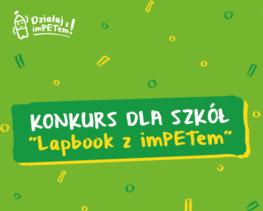 "Konkurs dla Szkół ""Lapbook z imPETem"""