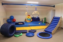 Sala Integracji Sensorycznej w naszej szkole!