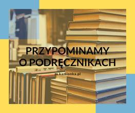 Aktualizacja ! Podręczniki na rok szkolny 2021/2022