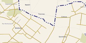 Na obrazku jest umieszczona przykładowa mapa