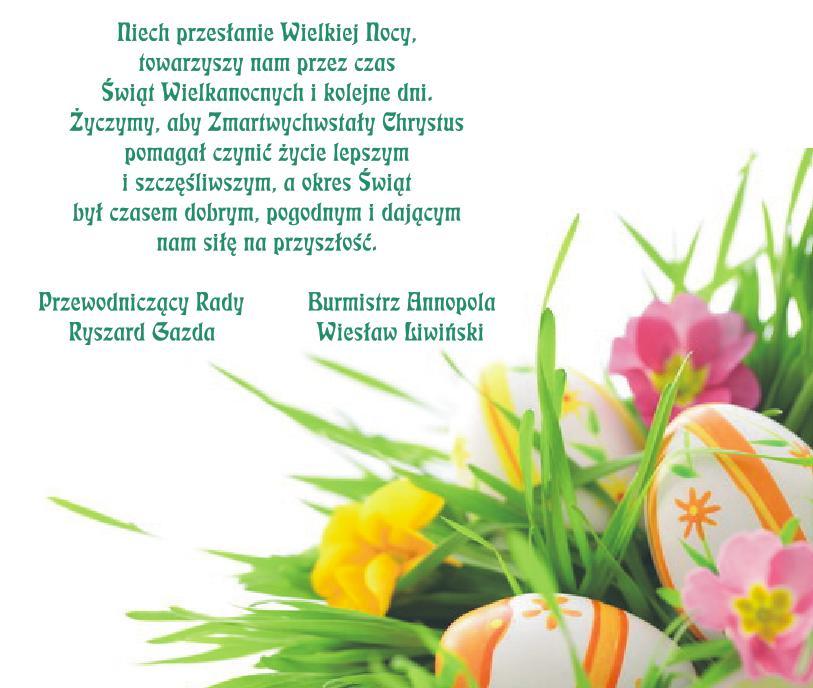 Życzenia Wielkanoc 2013