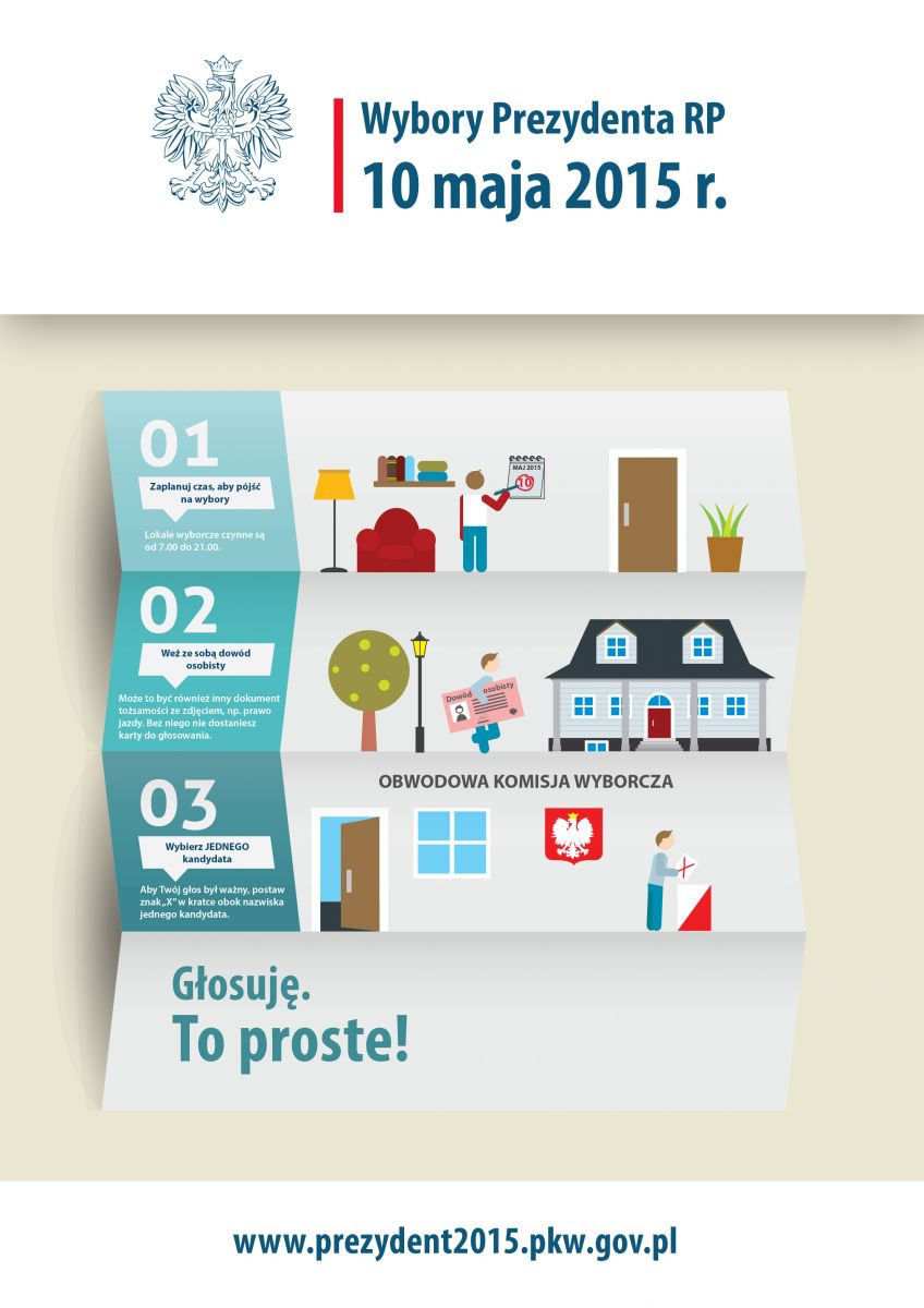 Plakat wybory