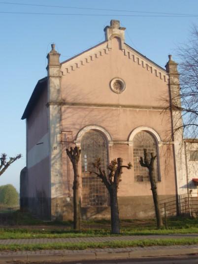Młyn przy ul. Lubelskiej