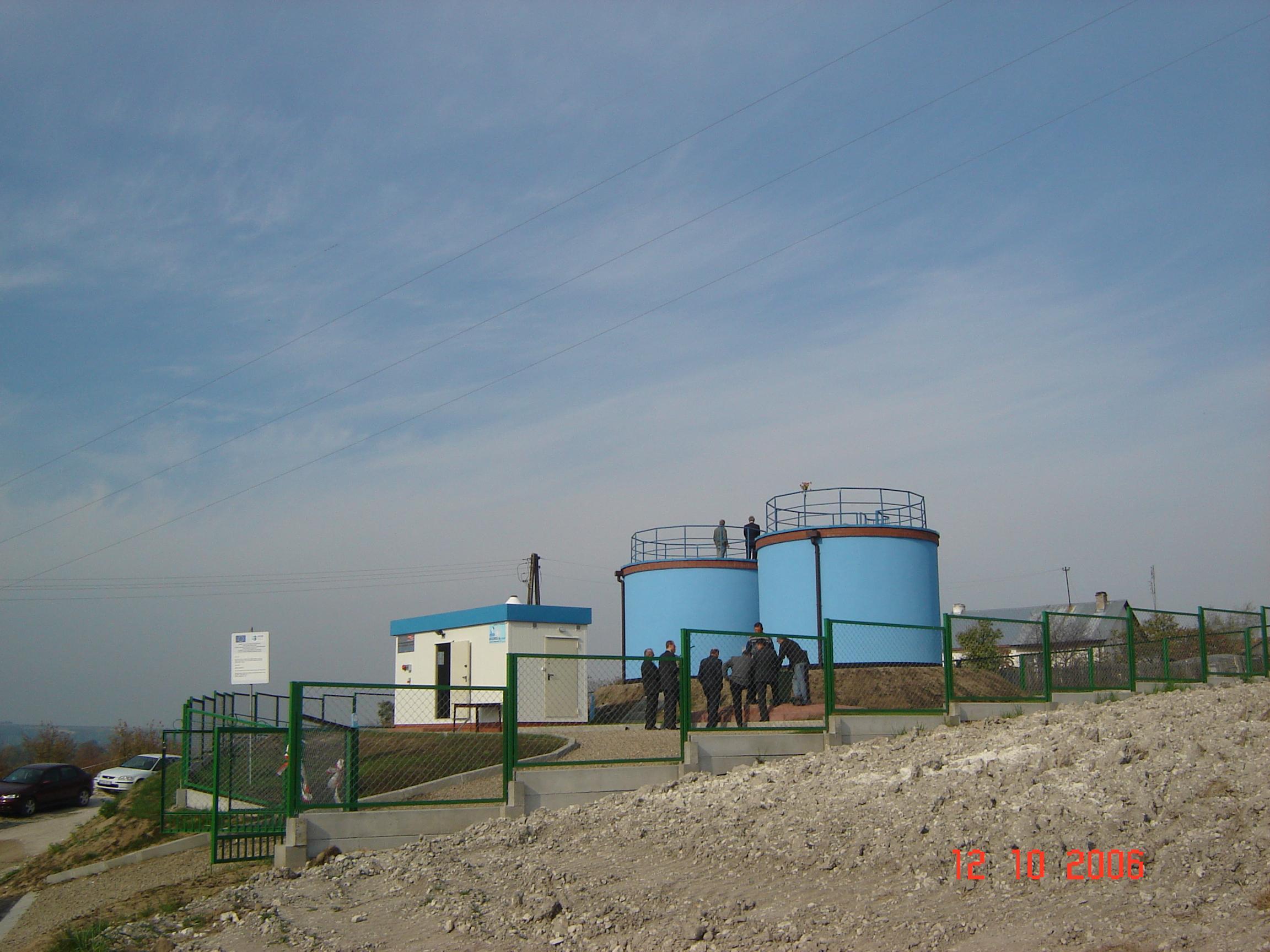 Zdjęcie wodociąg