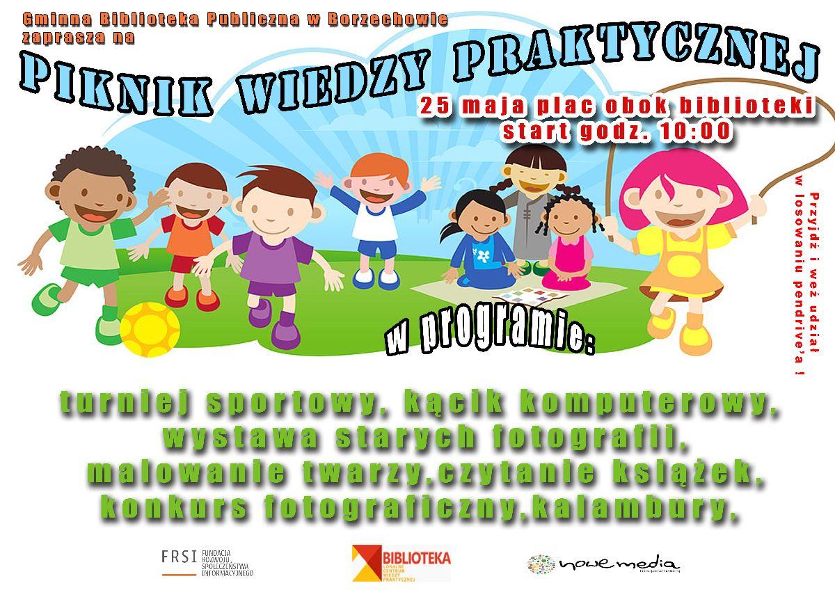 Piknik 25.05.2013 r.