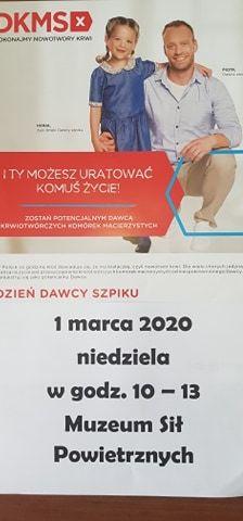 Plakat - DKMS