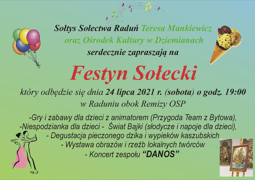 Festyn Sołecki w Raduniu