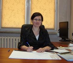 Sekretarz Iwona Pulińska